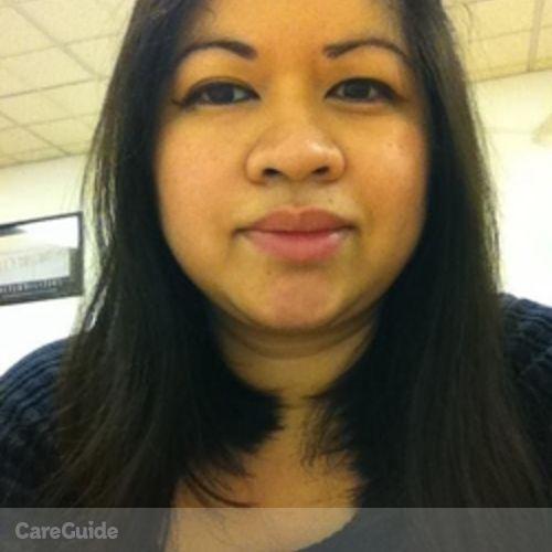Canadian Nanny Provider Michelle Geromo's Profile Picture