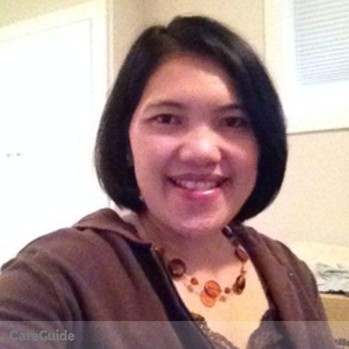 Canadian Nanny Provider Geraldine De Asis's Profile Picture