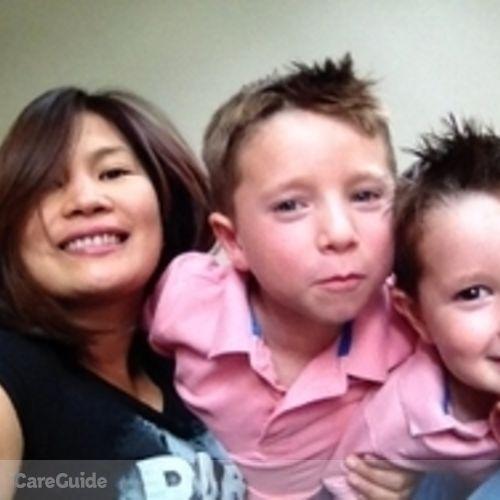 Canadian Nanny Provider Melisa Valdez's Profile Picture