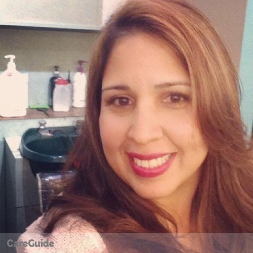 Child Care Provider Leyla M's Profile Picture