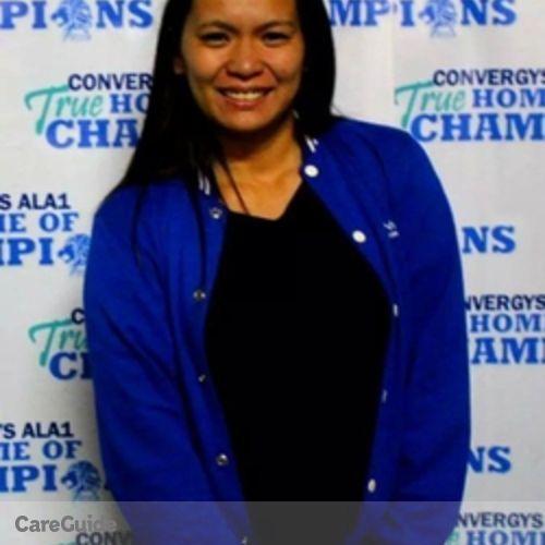 Canadian Nanny Provider Vanessa Eillee Dumaquita's Profile Picture