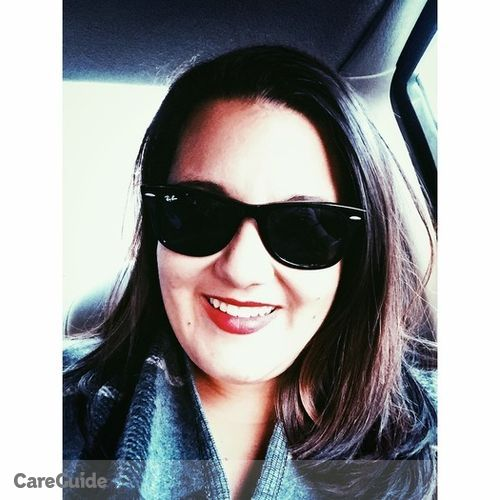 Canadian Nanny Provider Melissa Teixeira's Profile Picture