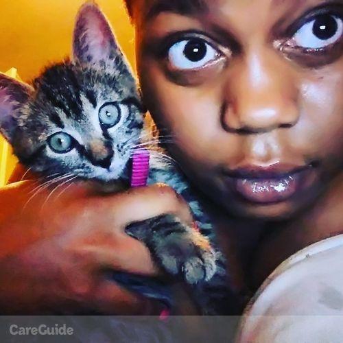 Pet Care Provider Tyeema Barner's Profile Picture