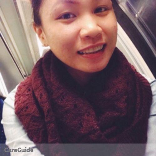 Canadian Nanny Provider Ellencari Flores's Profile Picture