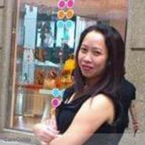 Canadian Nanny Provider Marites Benecio's Profile Picture