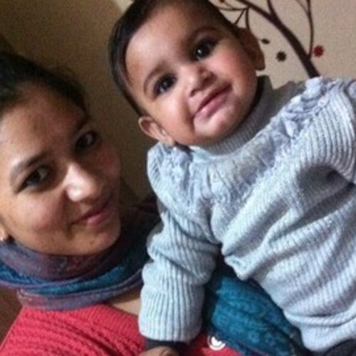 Canadian Nanny Provider Manpreet Kaur's Profile Picture