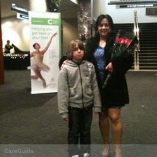 Canadian Nanny Provider Vania Sanz's Profile Picture