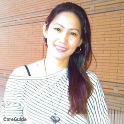 Canadian Nanny Provider Diana Cruzat's Profile Picture