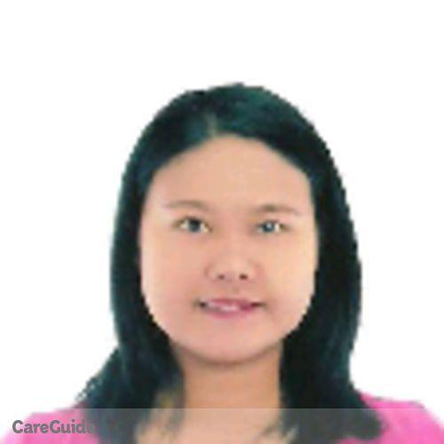 Canadian Nanny Provider Kristina G's Profile Picture
