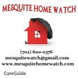 House Sitter in Mesquite