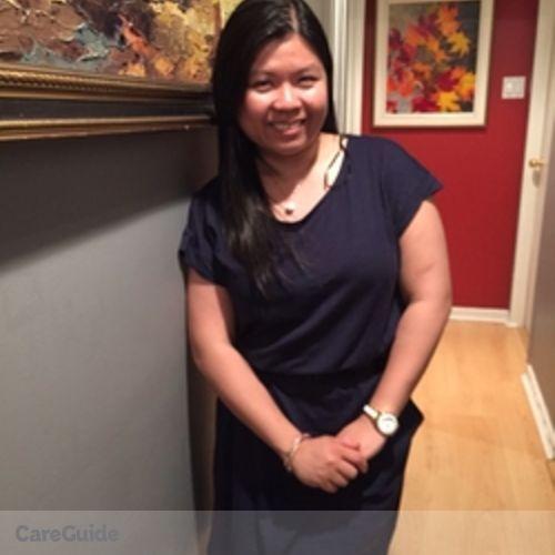 Canadian Nanny Provider Michelle Loraine Maniquiz's Profile Picture