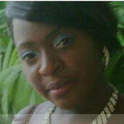 Canadian Nanny Provider Jodi-ann Miller's Profile Picture