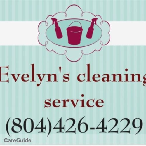 Housekeeper Provider Evelyn's cleaning servise Reyes's Profile Picture