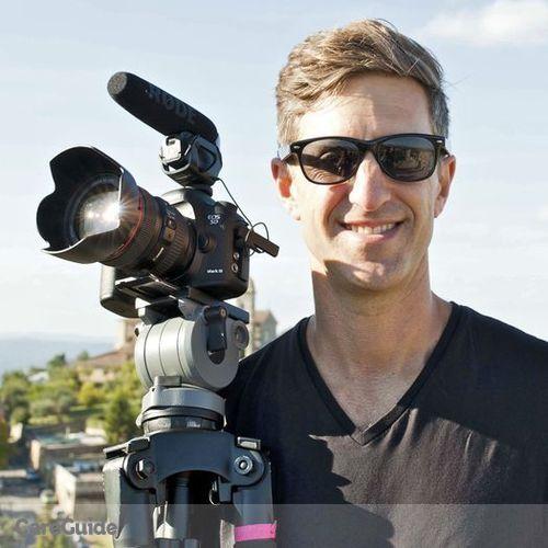 Videographer Provider Kesten Migdal's Profile Picture