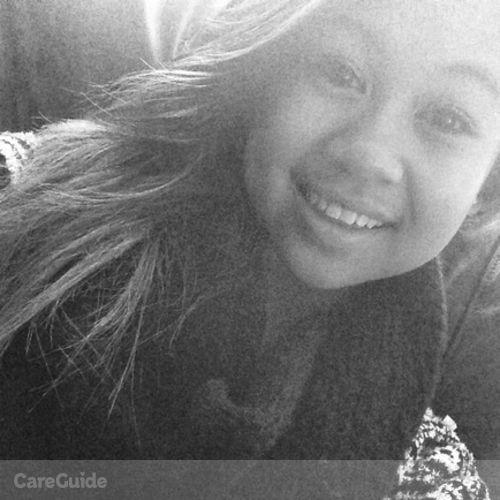 Canadian Nanny Provider Ashley Castillo's Profile Picture