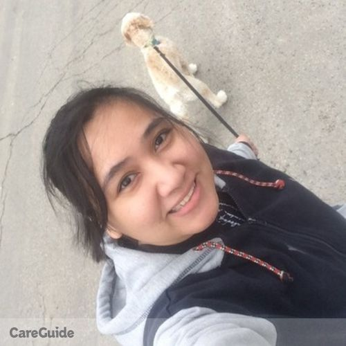 Canadian Nanny Provider Ma. Nikka Aela G's Profile Picture