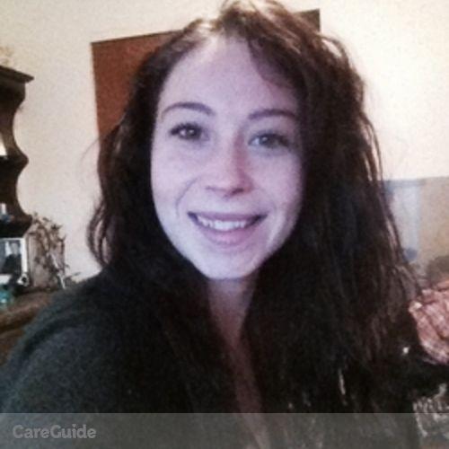 Canadian Nanny Provider Nicole Jordan's Profile Picture