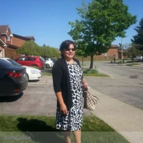 Canadian Nanny Provider Letecia Madigyem's Profile Picture
