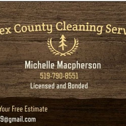 Housekeeper Provider Michelle Macpherson's Profile Picture