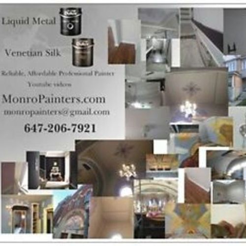 Painter Provider William Monteith Gallery Image 2