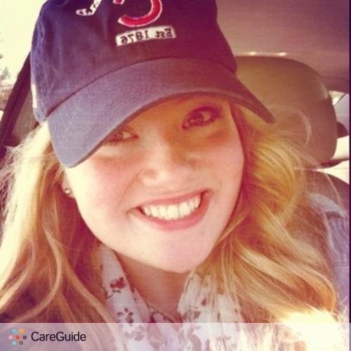 House Sitter Provider Delanie White's Profile Picture