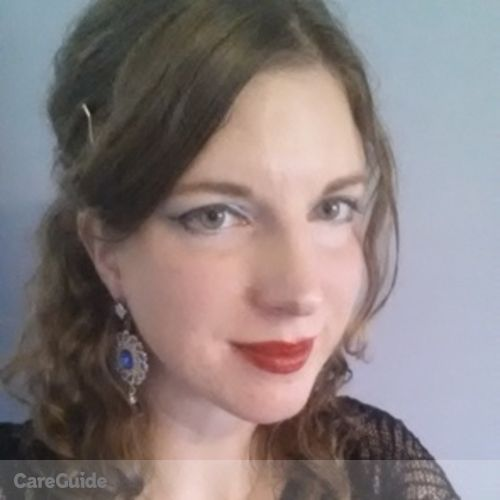 Canadian Nanny Provider Amber Whittle's Profile Picture