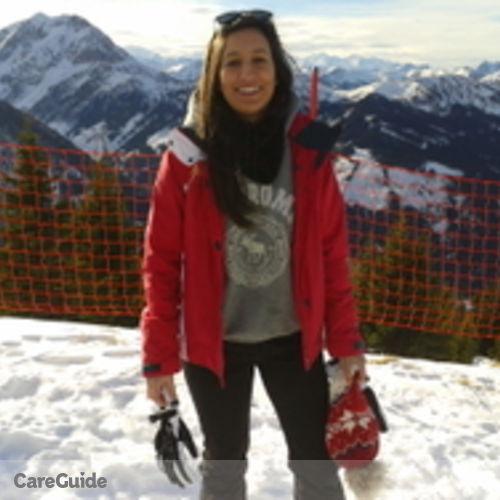 Canadian Nanny Provider Alejandra Caamaño's Profile Picture