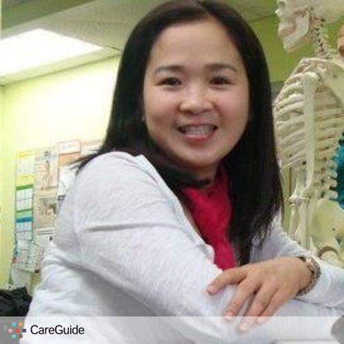 Child Care Provider Zenaida Vergara's Profile Picture
