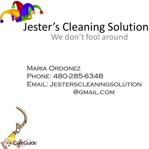 Housekeeper Provider Maria Ordonez's Profile Picture
