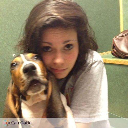 Pet Care Provider Stephanie C's Profile Picture
