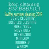 Available: Knowledgeable Cleaner in Spring