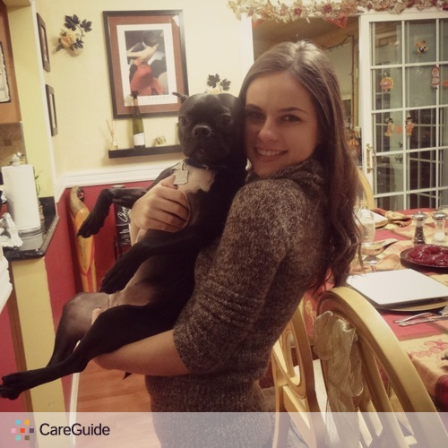 Pet Care Provider Courtney Klukiewski's Profile Picture