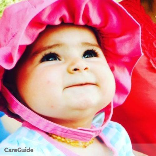 Canadian Nanny Job Caroline Morissette's Profile Picture