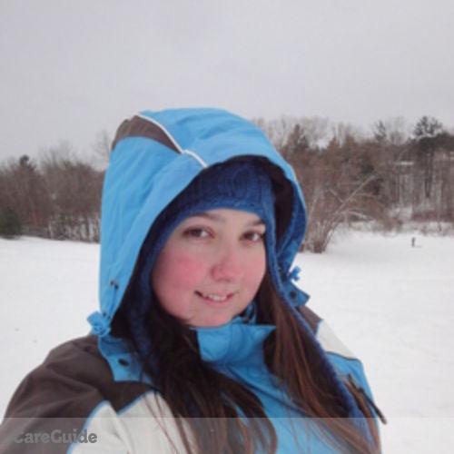 Canadian Nanny Provider Keshia Jones's Profile Picture