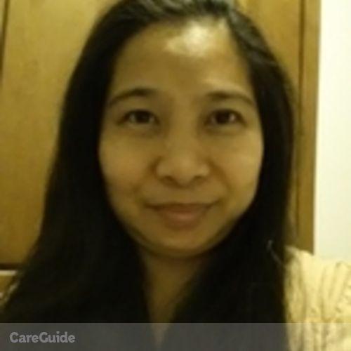 Canadian Nanny Provider Maria Rachel Leonor's Profile Picture
