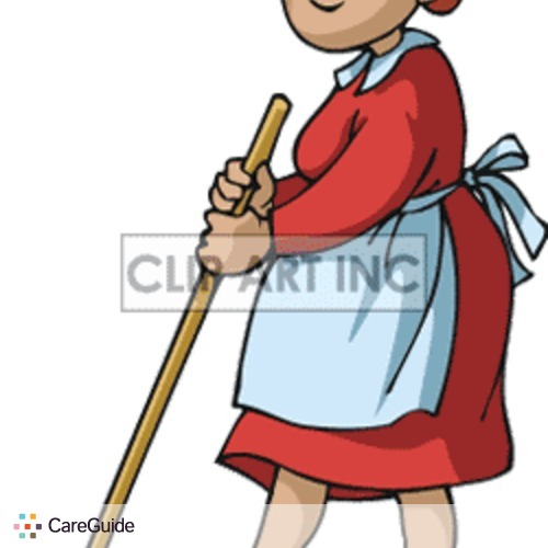 Housekeeper Provider Aisling G's Profile Picture
