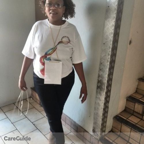 Canadian Nanny Provider Lindiwe Constance M's Profile Picture