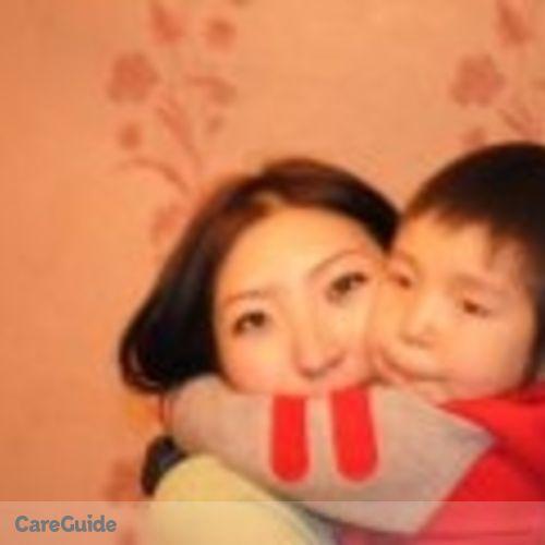 Canadian Nanny Provider Rakhat Kubanychbek kyzy's Profile Picture