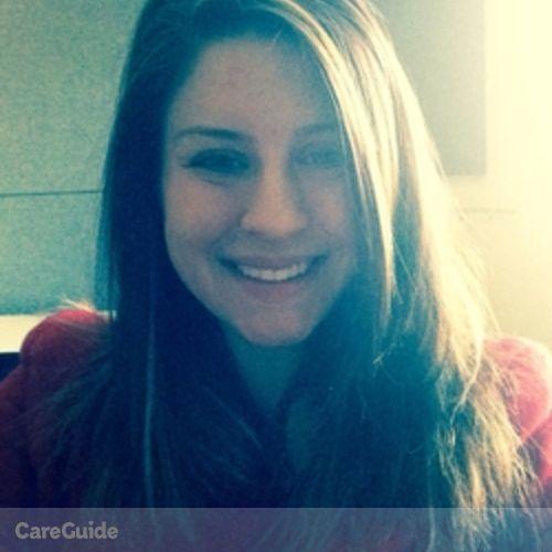 Canadian Nanny Provider Aimée Butcher's Profile Picture