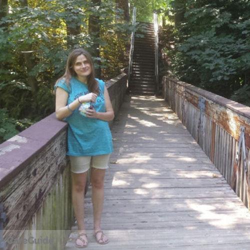 Child Care Provider Sophia S's Profile Picture