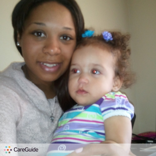 Child Care Provider Jasmine Cotto's Profile Picture