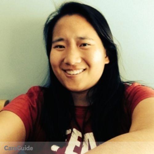 Canadian Nanny Provider Rachel Todd's Profile Picture