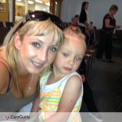 Child Care Provider Shantel Nordmarken's Profile Picture
