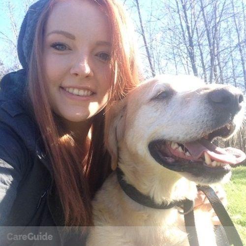 Pet Care Provider Taylor Bonvie's Profile Picture