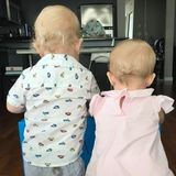 Part-time care needed for adorable twins!