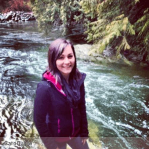 Canadian Nanny Provider Maddi Grier's Profile Picture