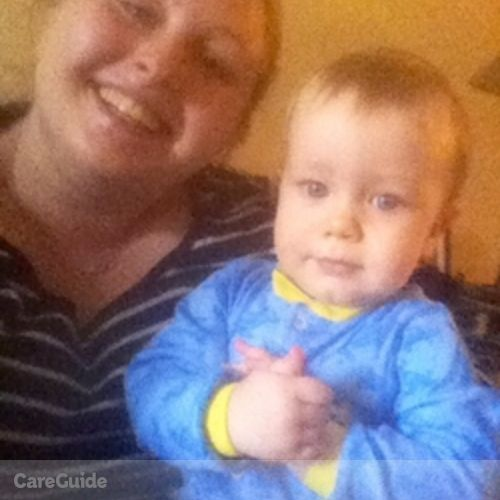 Canadian Nanny Provider Ceileigh Daues's Profile Picture