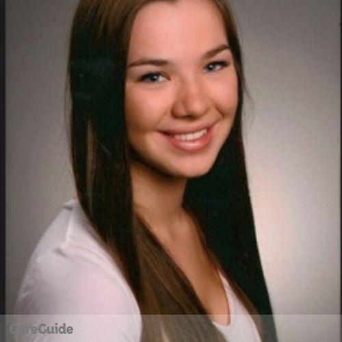 Canadian Nanny Provider Ellen M's Profile Picture