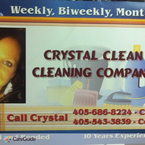 Housekeeper Provider Crystal Aldridge's Profile Picture
