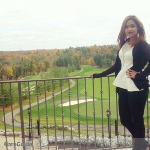 Canadian Nanny Provider Maria Taylor's Profile Picture